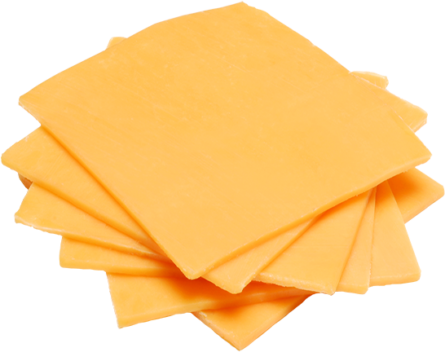 Burger Cheese Slices